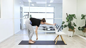 5-Minutes Desk Stretches
