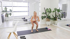 Barre Inspired HIIT Class
