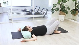 Stretch and Release with Bolster