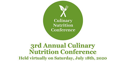 3rd Annual Culinary Nutrition Conference