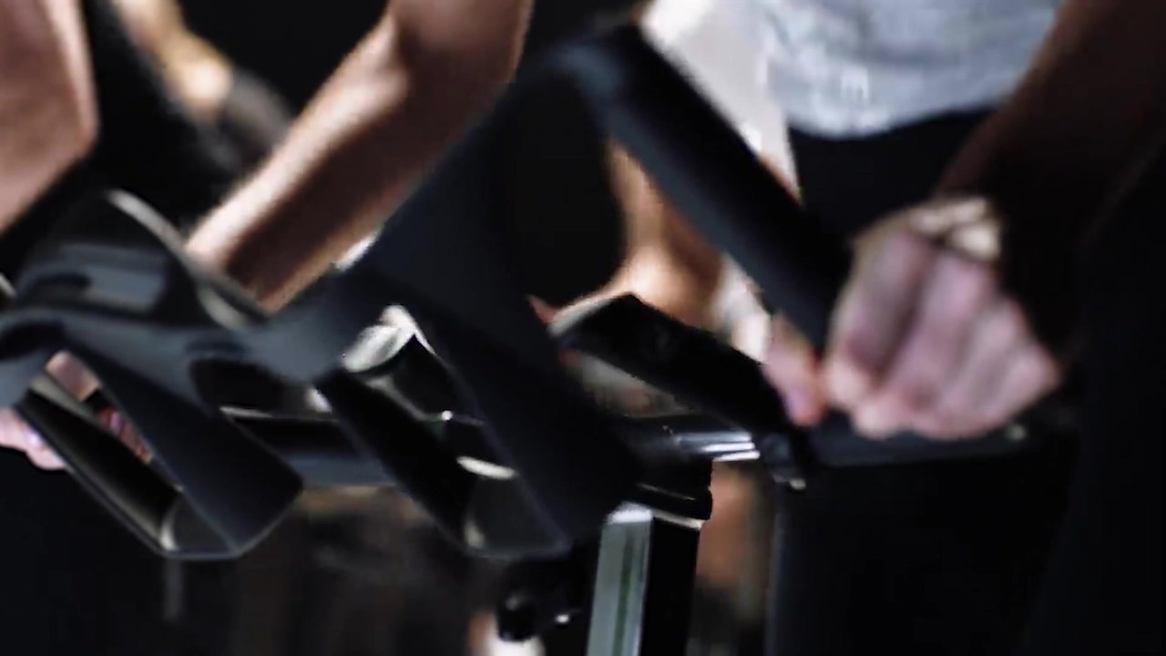 New Les Mills Virtual Experience at the MIYJCC Spin Zone
