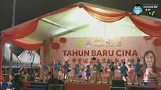 Cerdik Riang Pompom Dance