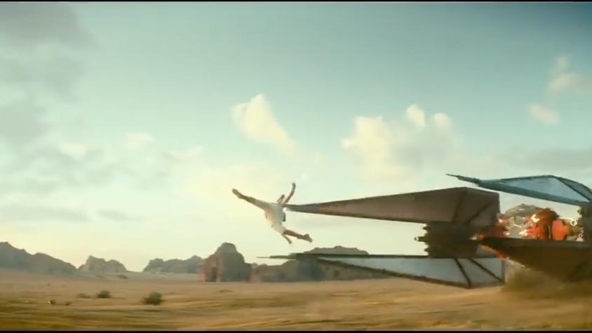 Star Wars Rise of Skywalker Trailer - Rescore