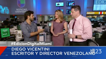 Univisión Interview