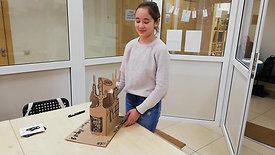 Рассказ о проекте. Варвара, 12 лет