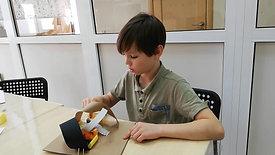 Рассказ о проекте. Гриша, 8 лет