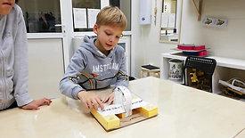 Рассказ о проекте. Иван, 8 лет