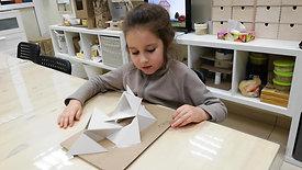 Рассказ о проекте. Лиза, 5 лет