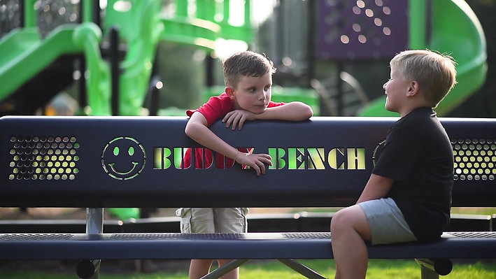 Buddy Bench | Let's Play Rec