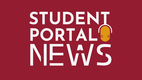 Student Portal News