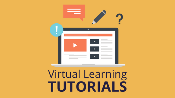 💻 Virtual Learning Tutorials