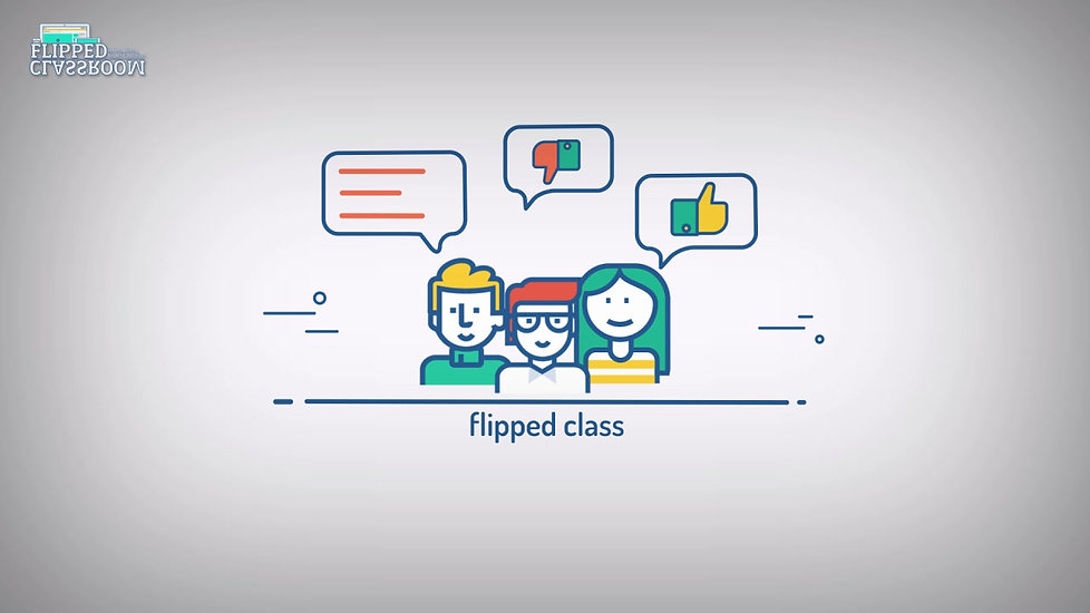 Flipped Classroom Intro Video