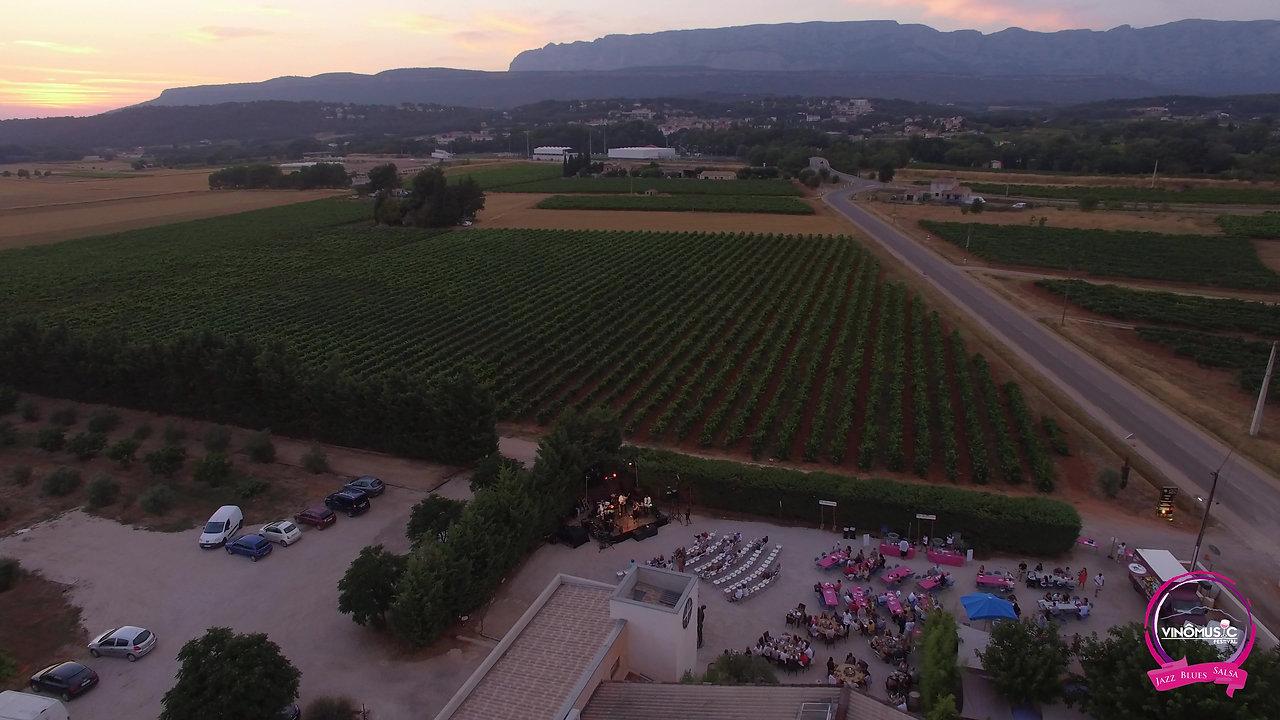 Festival Vinomusic au Domaine Terre de Mistral