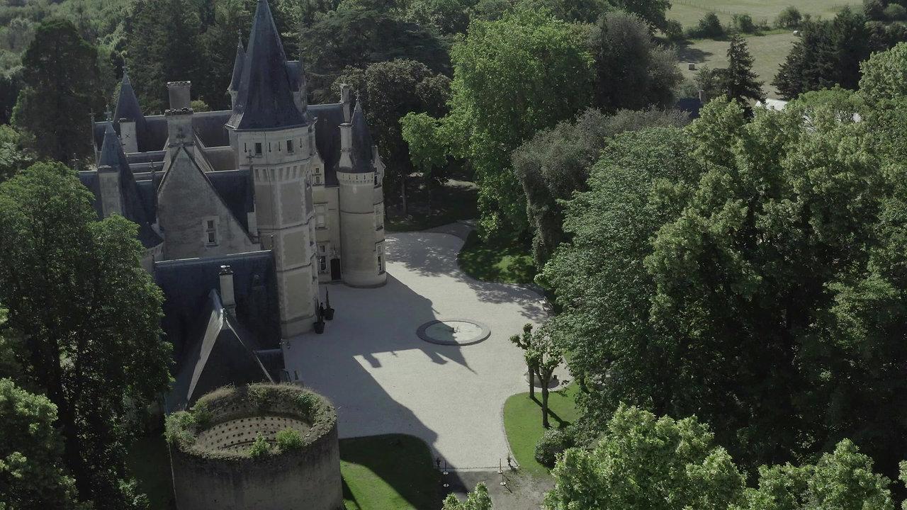 Vues Château d'Amenon