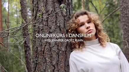 Online Dance Film Course
