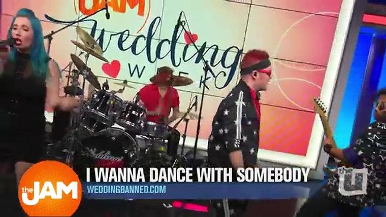 "The JAM Wedding Week - ""Dance With Somebody"""