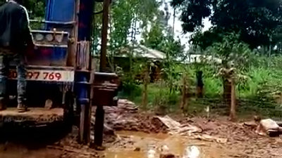 Water is flowing in Irechelo Village in Kenya!