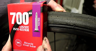 How To Change A Flat Tube