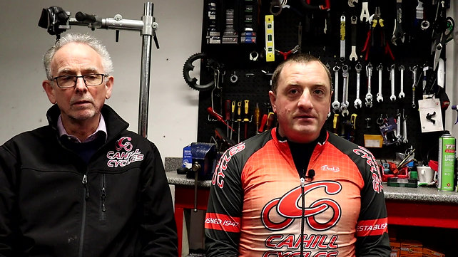 Welcome to Cahill Cycles