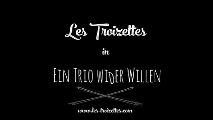 Demo Ein Trio wider Willen