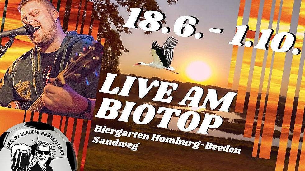 Live am Biotop