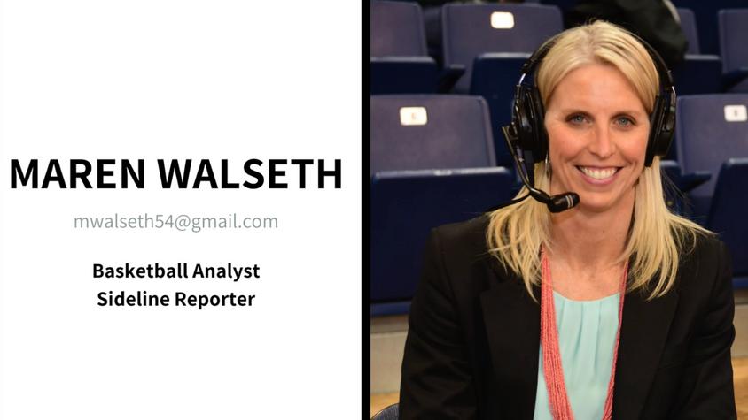 Maren Walseth Reel 2020