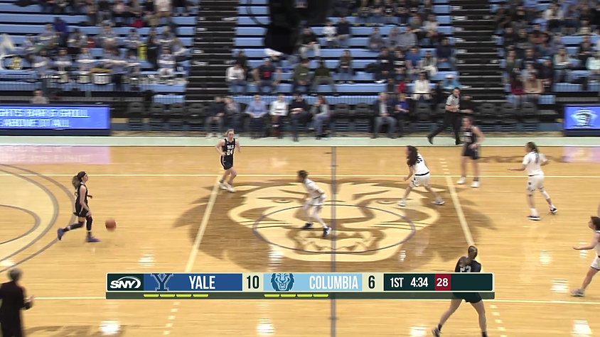 Yale at Columbia 1.31.20 (open & Q1)