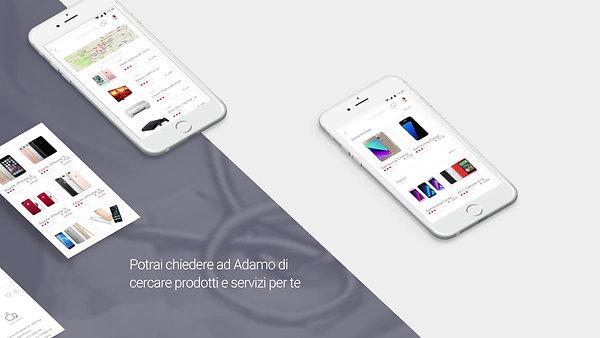 ADAMO | App consumer