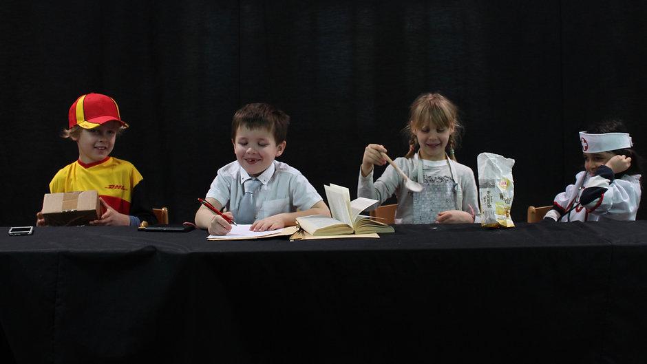 KIDS & YOUNG PROJEKTS