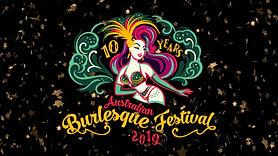 Australian Burlesque Festival Promo 2019