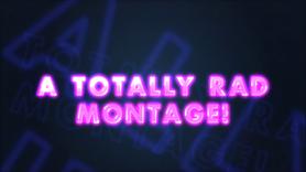 Rad Fitness 80's Montage - Promo