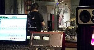 Road to Corporate - Fun in the Studio