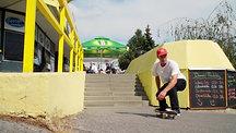 Levi's Skateboarding - Prague