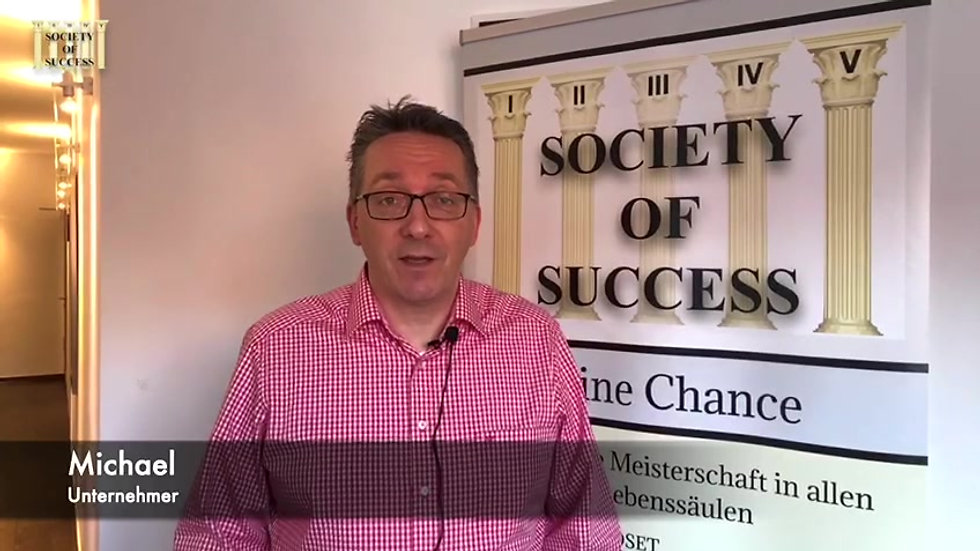 Society of Success: Offizieller Trailer