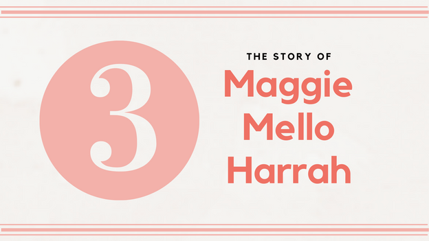 The Story of Maggie Mello Harrah - Part 3