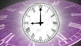 Clock Cutscene