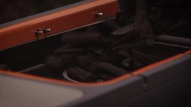 Everdure HUB faszenes grill bemutatkozás