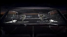 "THE KILLERS ""Bones"" | Tim Burton"