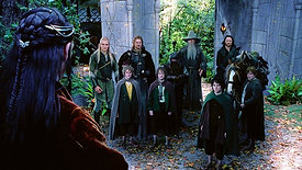 THE LORD OF THE RINGS: THE FELLOWSHIP OF THE RING Trailer | Peter Jackson