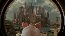 BABE: PIG IN THE CITY Trailer | George Miller