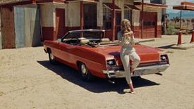 "SABRINA CLAUDIO ""Holding The Gun"" | Ozzie Pullin"