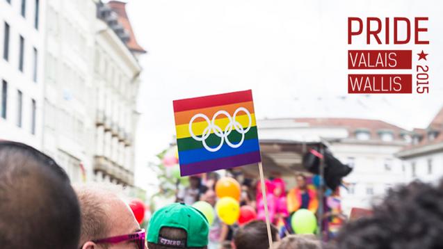 Pride Valais / Wallis 2015 - Bande-annonce