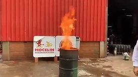 Conheça a bola extintora da Mocelin