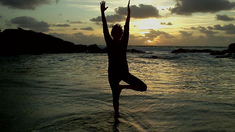Beth Goldstein: Beach Yoga and Beyond!