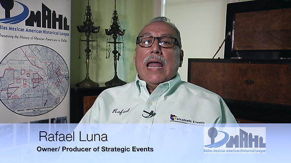 Rafael Luna DMAHL Interviews for 10th Year Anniversary
