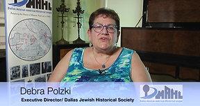 Debra Polzki DMAHL Interviews for 10th Year Anniversary