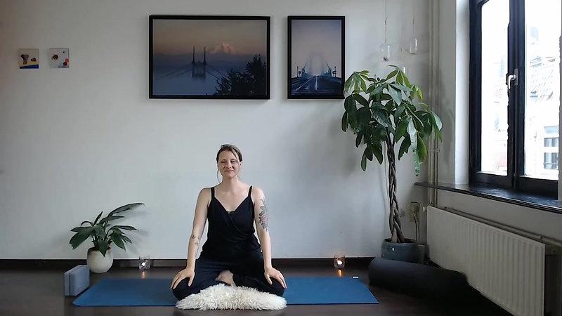Pregnancy Yoga - Week Five