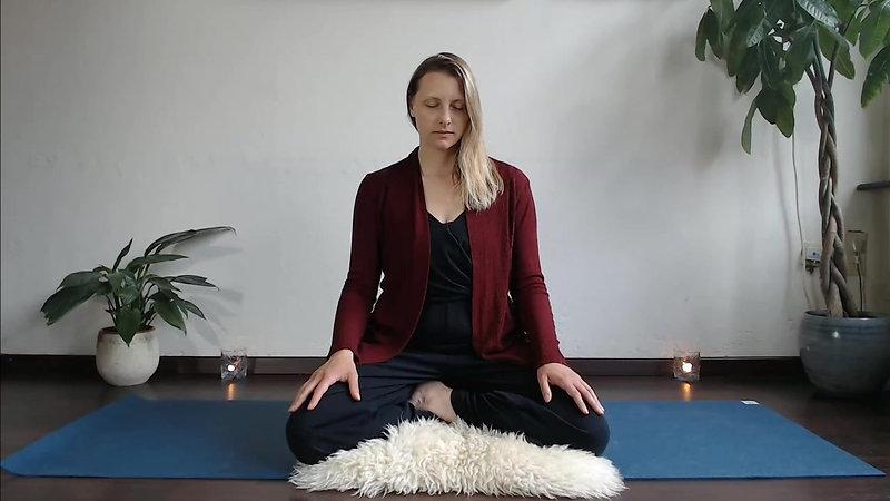 Meditation - Week Five