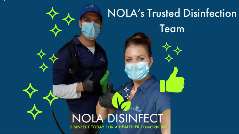 NOLA DISINFECT - Disinfecting Services in New Orleans & Greater Area
