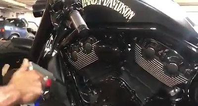 ICE DRY Motorrad